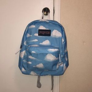 Jansport cloud backpack🥴☁️